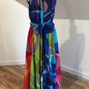 Multy color Dress